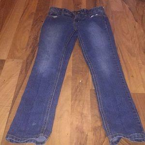 Crazy 8 Skinny Adjustable Jeans